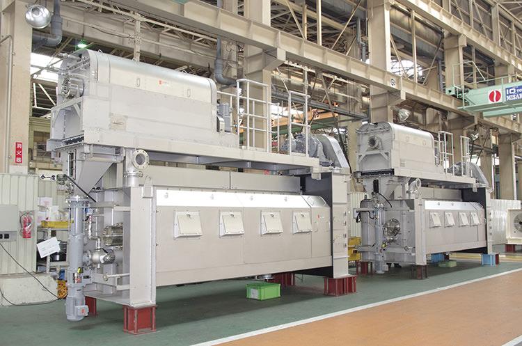 Environmental Machinery
