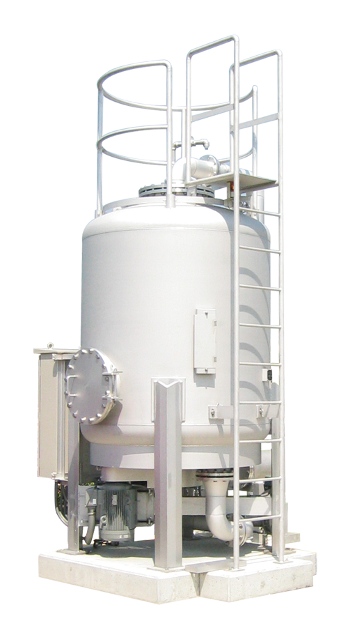 Water Filtering System FW – Fiber Wakishimizu