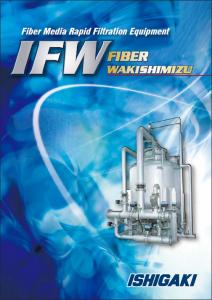 Fiber Media Rapid Filtration Equipment (Model IFW)