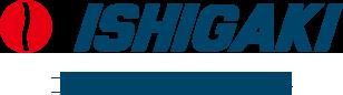 ISHIGAKIコーポレートサイトロゴ