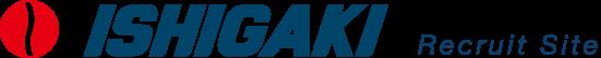 ISHIGAKIリクルートサイトロゴ