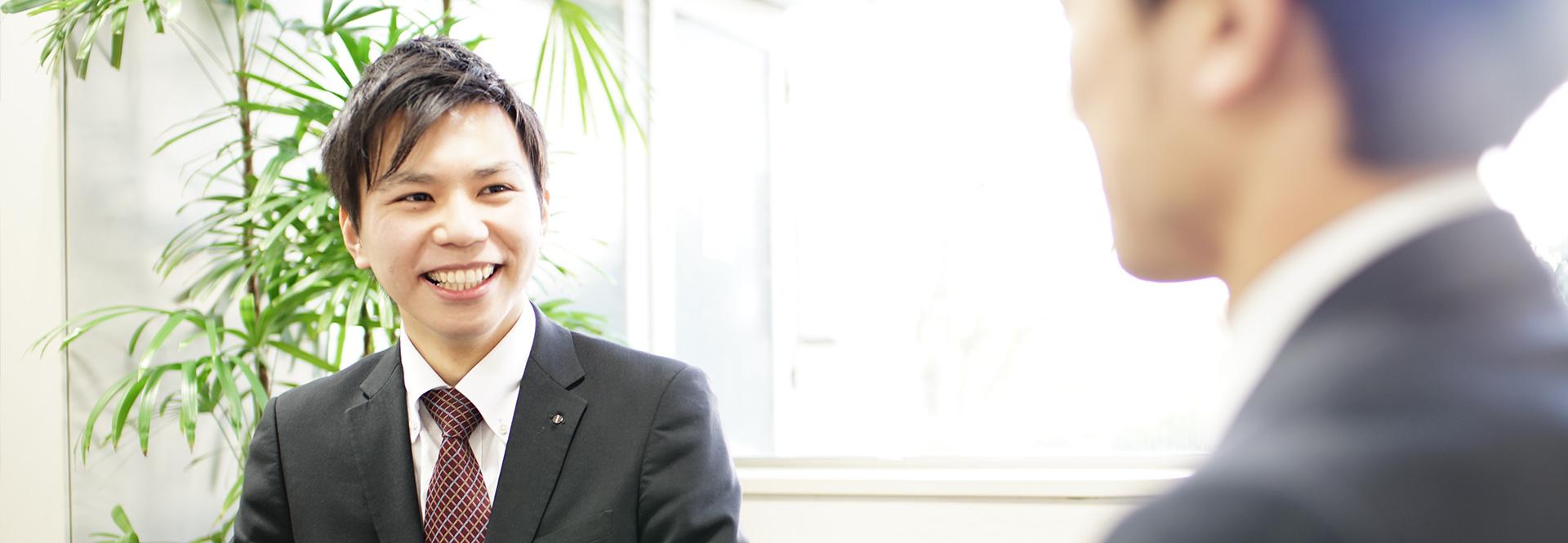 ISHIGAKI先輩社員紹介1