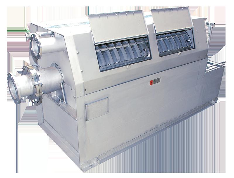 IGKT型 差速回転型スクリュー濃縮機