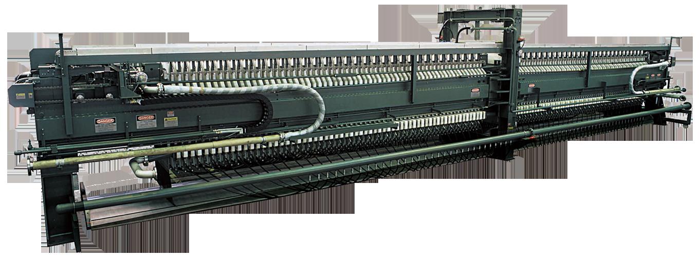 ISDG型 ラースタフィルター