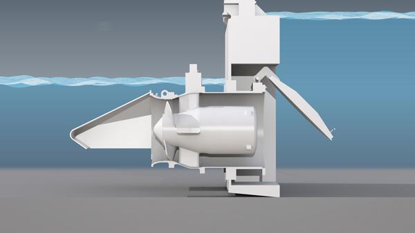 全量排水運転