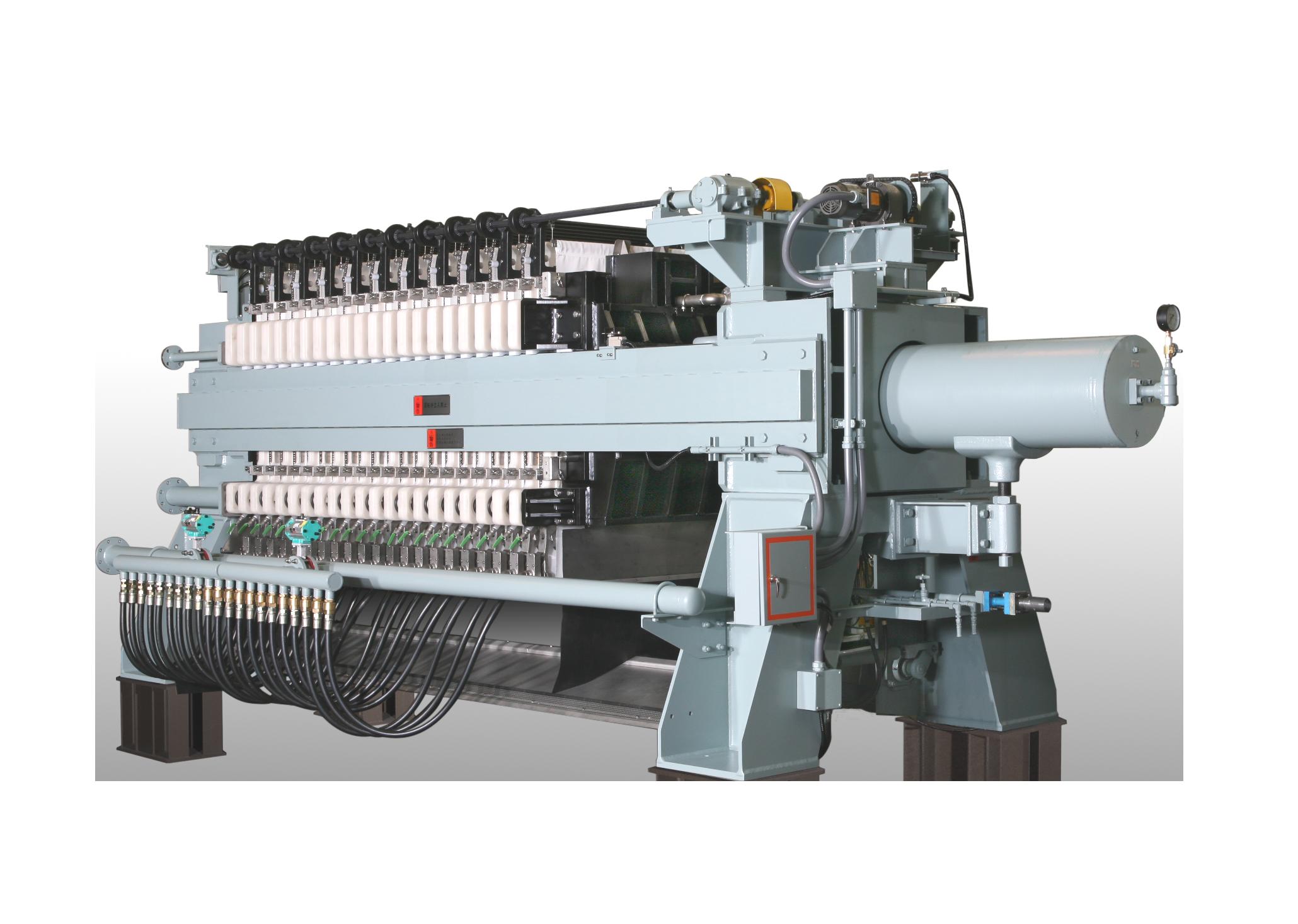 フィルタープレス ISD型・ISF型 ラースタフィルター