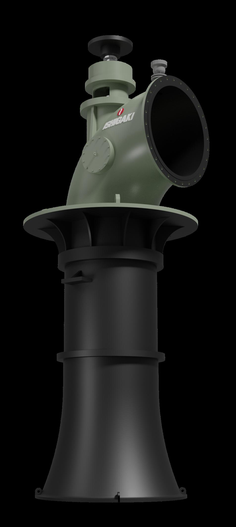 立軸軸流ポンプ IAFV